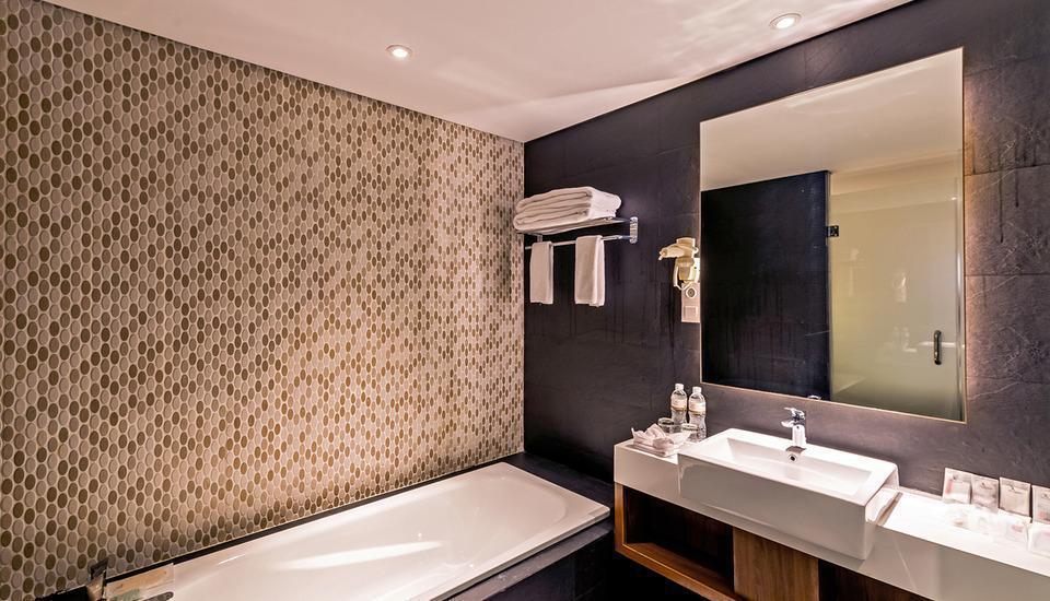 Infinity8 Bali - Kamar mandi
