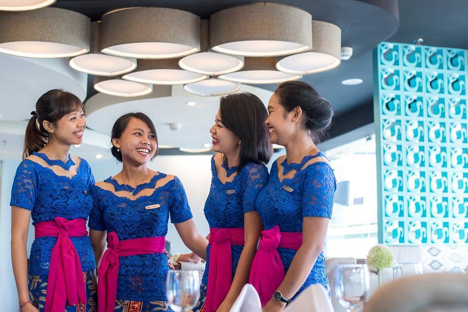Infinity8 Bali - restaurant