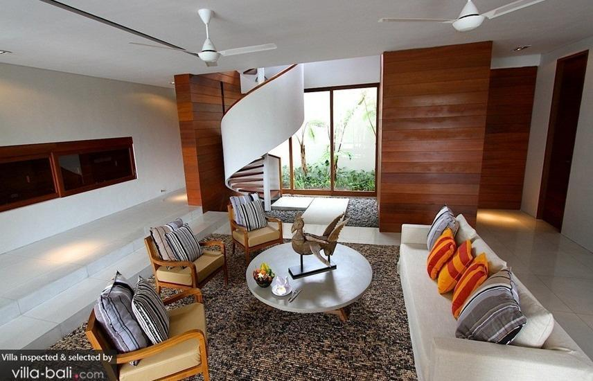 Ambalama Villa Bali - Ruang tamu