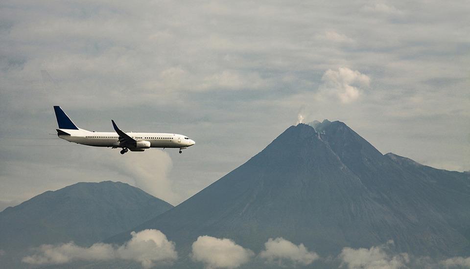 Grand Dafam Rohan Jogja (DHM Syariah) Yogyakarta - Gunung Merapi