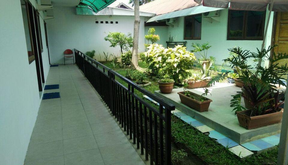 Hotel Ranah Bundo Padang - extetior