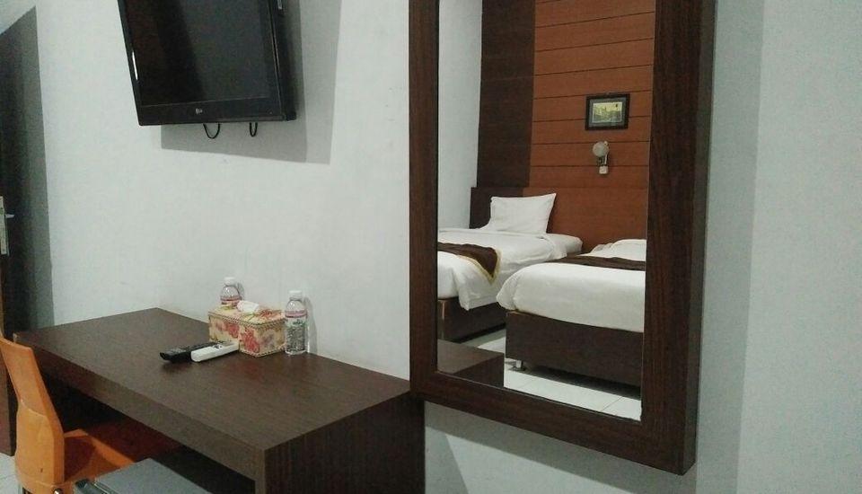 Hotel Ranah Bundo Padang - junior suite