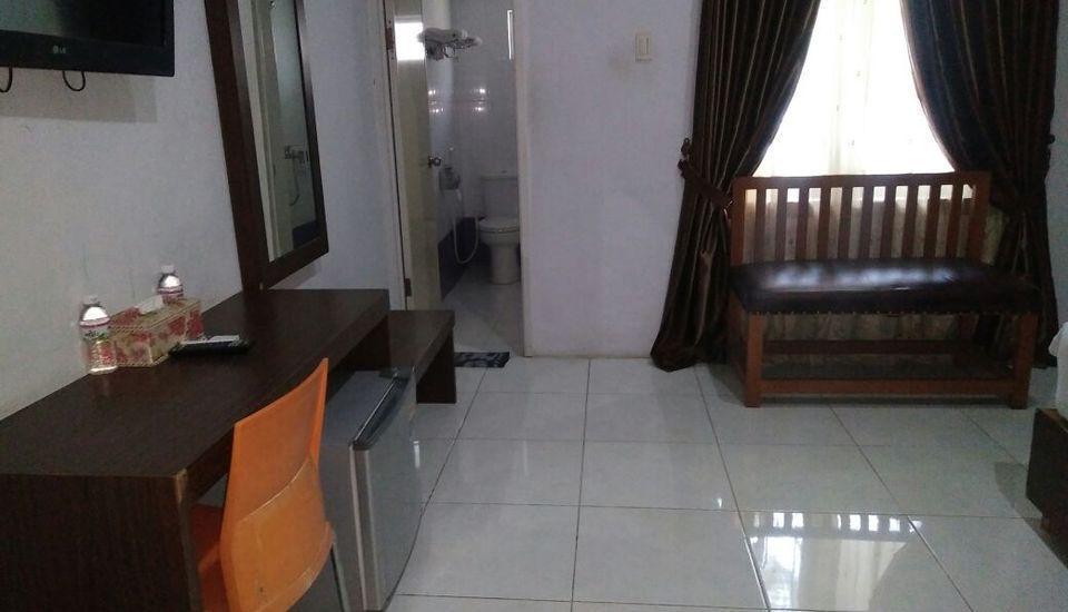 Hotel Ranah Bundo Padang - daluxe