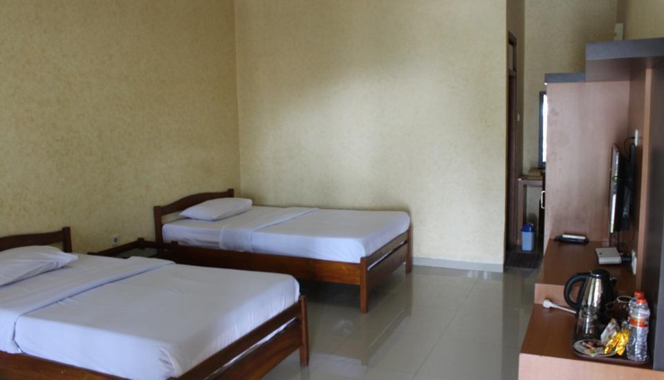 Hotel Purnama Mulia Kuningan - Kamar Tipe Deluxe