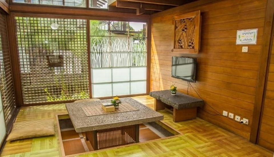 Villa Air Natural Resort Bandung - Interior