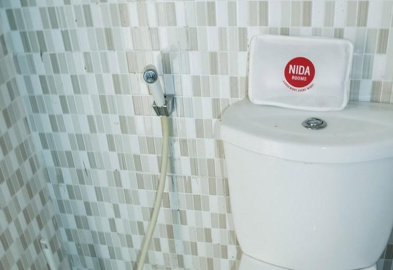 NIDA Rooms Kantil 6 Medan Sunggal - Kamar mandi