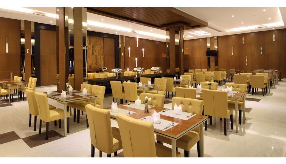 Gets Hotel Semarang - Restaurant