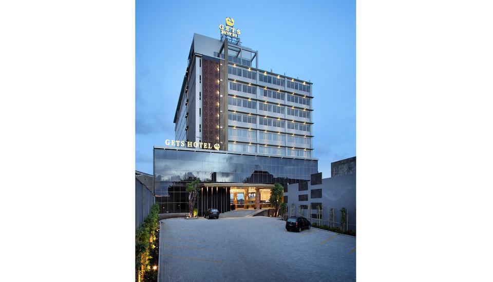 Gets Hotel Semarang - Exterior