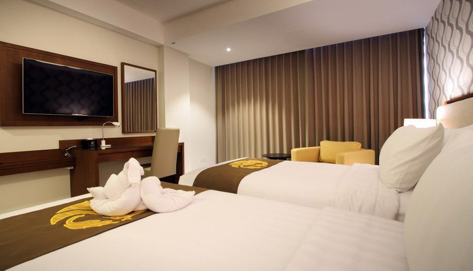 Gets Hotel Semarang - Deluxe - Room Only Promo