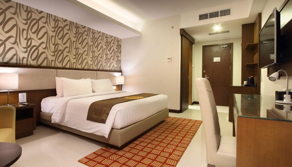 Gets Hotel Semarang - Grand Deluxe - Room Only Regular Plan