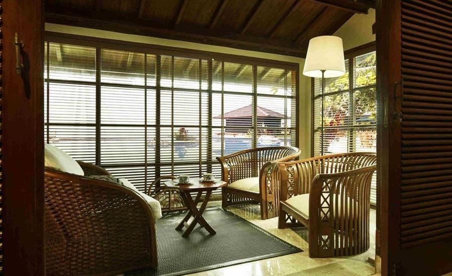 Villa Stefan Serang -