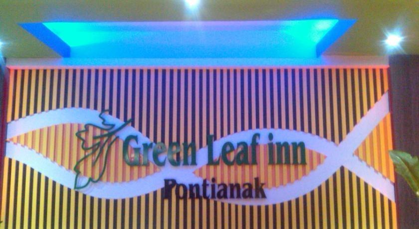 Green Leaf Inn Pontianak - Eksterior