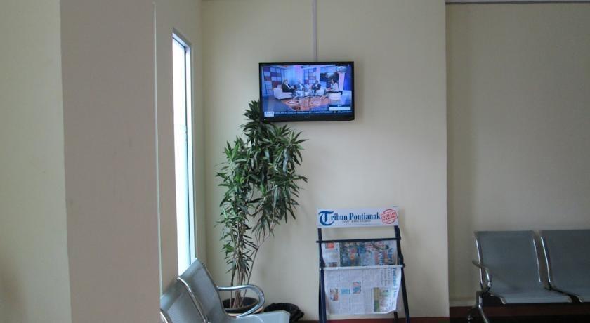 Green Leaf Inn Pontianak - Lobi
