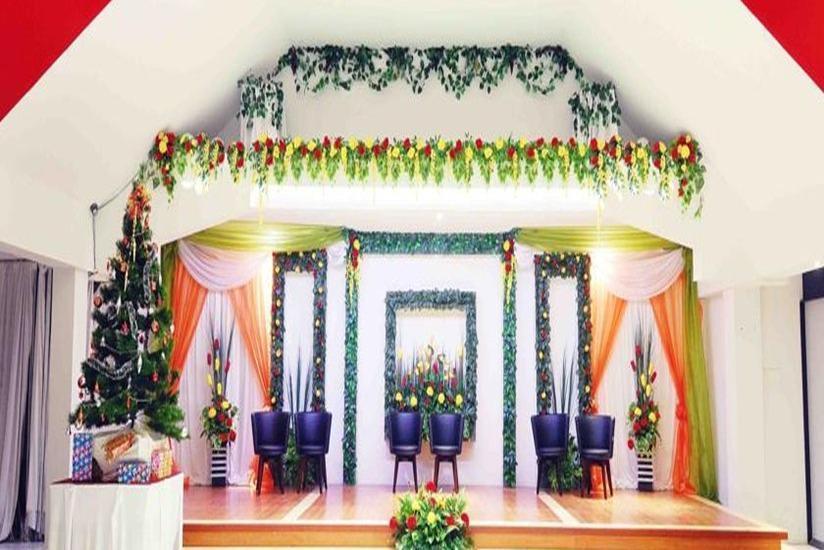 Hotel Prince Boulevard Manado - Ballroom