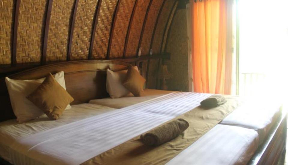 The Raiq Bungalow Lombok - Kamar
