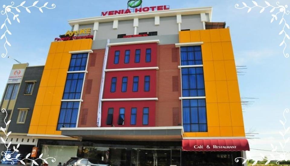 Venia Hotel Batam Batam - Facade