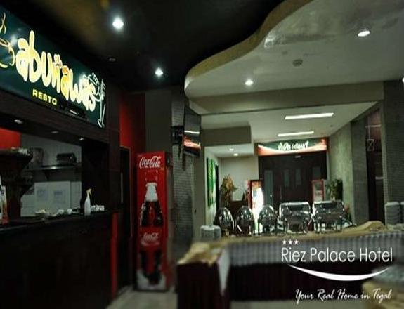 Riez Palace Hotel Tegal - Restaurant
