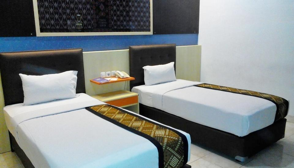 Riez Palace Hotel Tegal - Superior Room