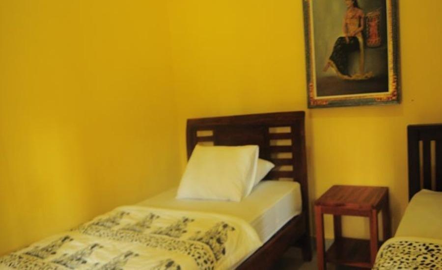 Loka Cita Eco Lodge Bali - Family Loka Room last minute booking