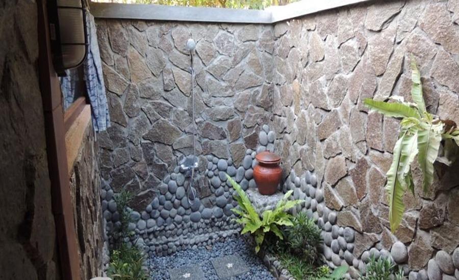 Loka Cita Eco Lodge Bali - Kamar mandi