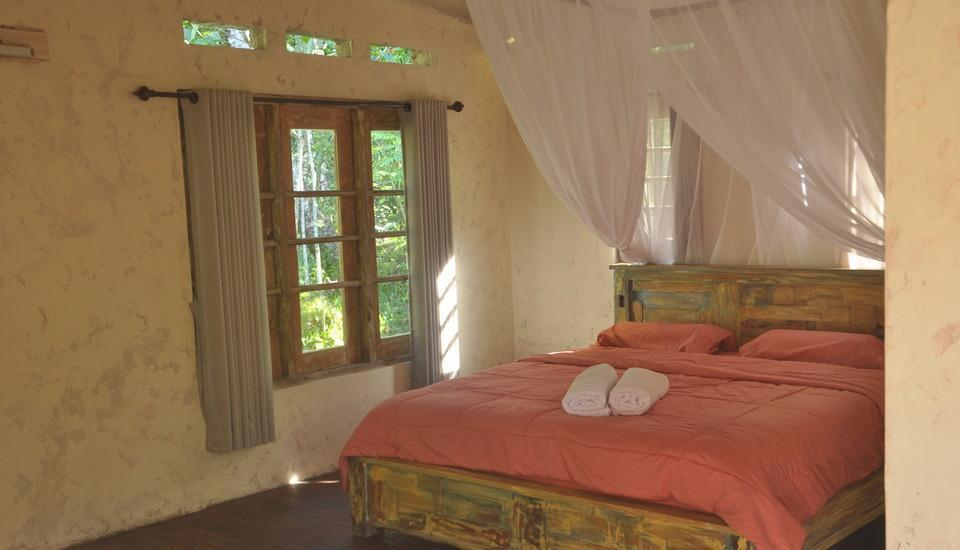 Loka Cita Eco Lodge Bali - Family Loka Room Regular Plan
