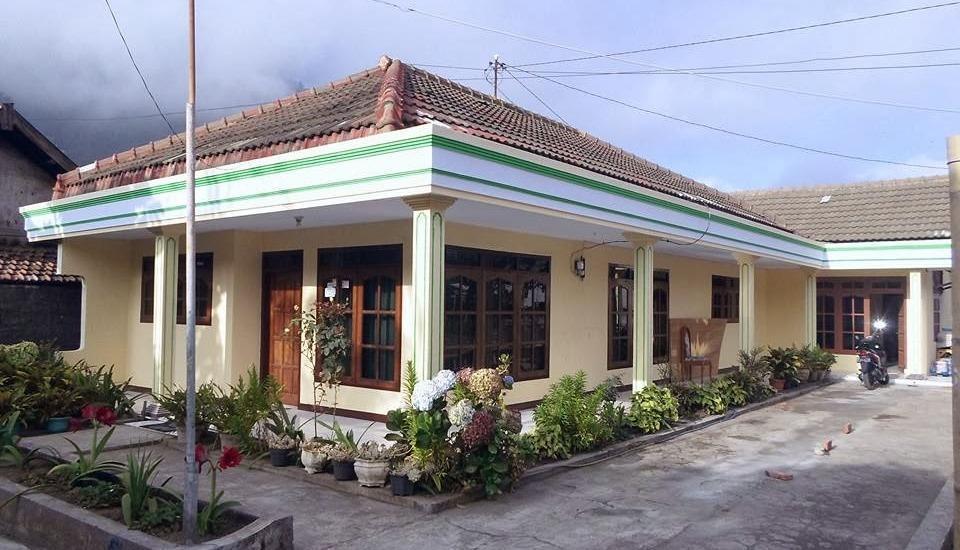 Homestay Anggun 1 @Bromo - Eksterior