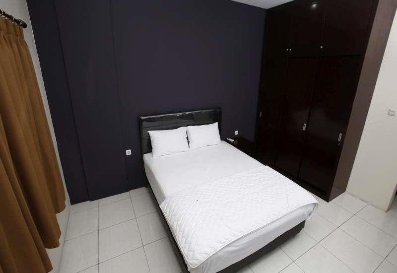 RedDoorz @Karet Kuningan Jakarta - Reddoorz Room Special Promo Gajian