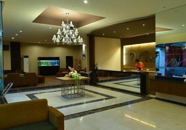 Hotel Wixel Kendari - Lobi