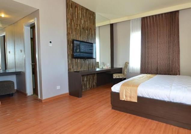 Hotel Wixel Kendari - Kamar Deluxe