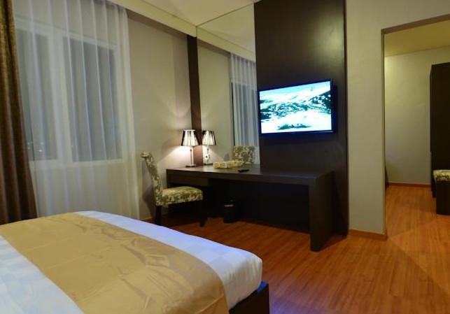 Hotel Wixel Kendari - Kamar Suite Junior