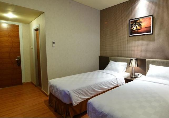 Hotel Wixel Kendari - Kamar Superior