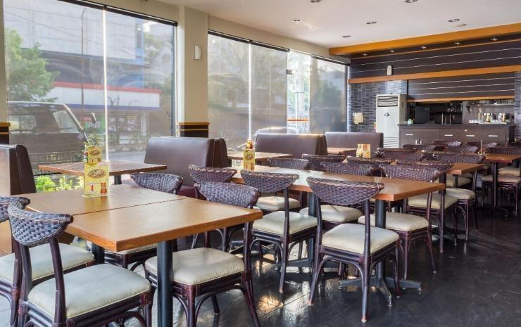 Alpha Inn Medan - Restoran