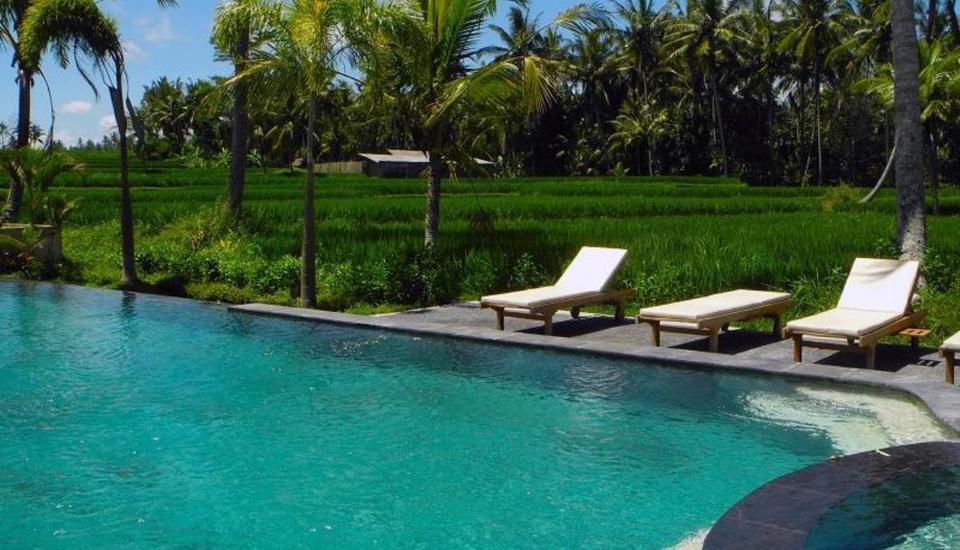 Bhanuswari Resort & Spa Bali - Kolam Renang
