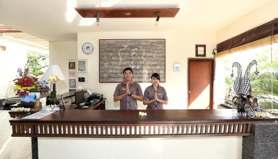 Bhanuswari Resort & Spa Bali - Resepsionis