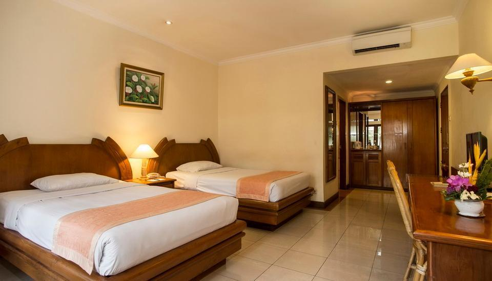 Parigata Resort N Spa Bali - Twin room