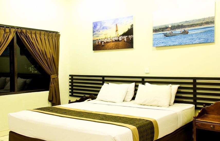 Legian Village Beach Resort Bali - Kamar