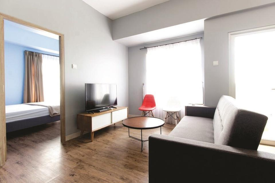 Newton Apartment by OCB Bandung - NEWTON 2 BEDROOM BF ROOM ONLY Regular Plan