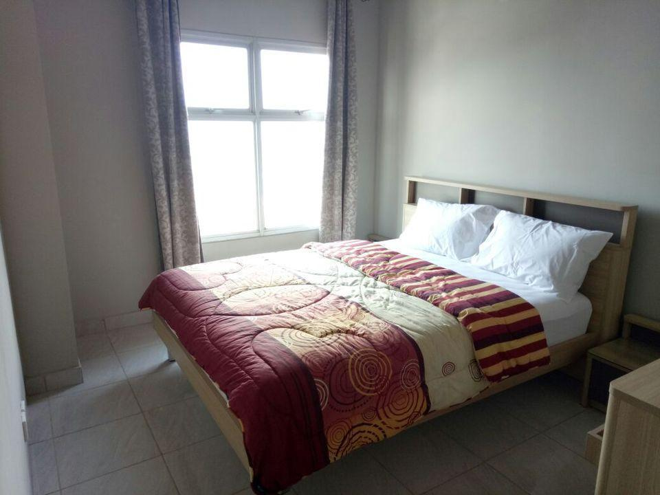 Newton Apartment by OCB Bandung - NEWTON 3 BEDROOM ROOM ONLY Regular Plan