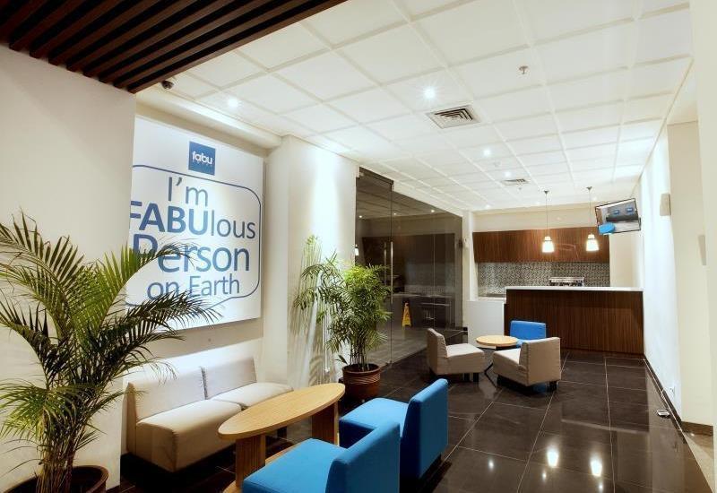 Fabu Hotel Bandung - Lounge