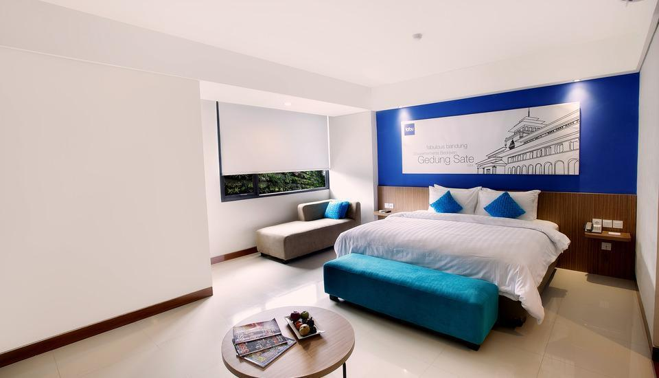 Fabu Hotel Bandung - Junior Suite With Breakfast 15% Discount