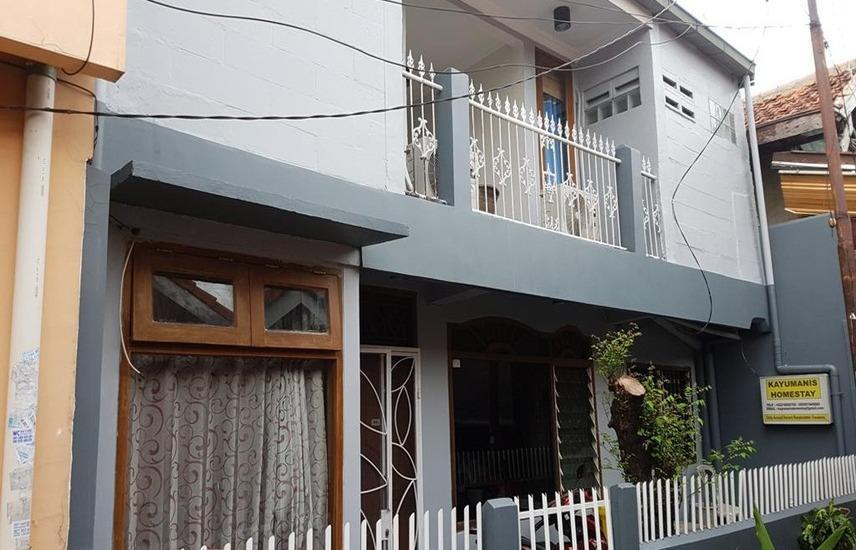Kayumanis Homestay Syariah Jakarta - Exterior