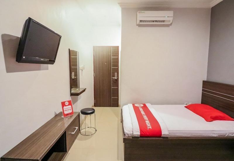 NIDA Rooms Cempaka Boulevard Makassar - Double Room Single Occupancy Special Promo