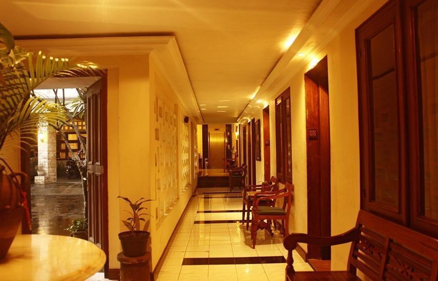 De Solo Hotel Solo - Koridor