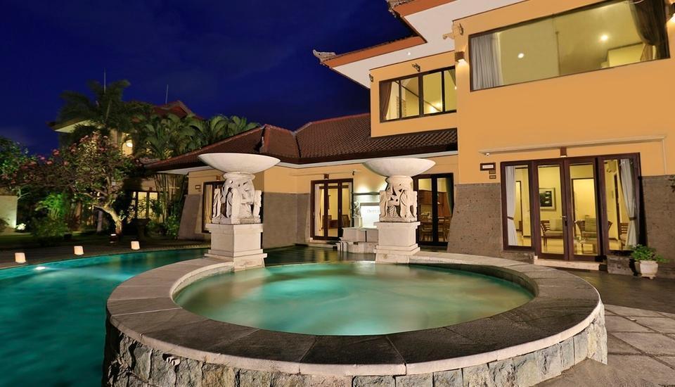 The Citta Luxury Residence Bali - Jacuzzi