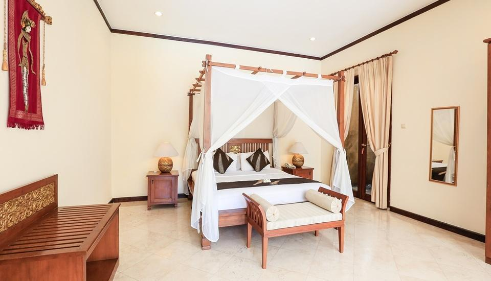 The Citta Luxury Residence Bali - One Bedroom Garden Villa With Pool View - Room Only Regular Plan