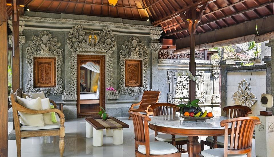 The Citta Luxury Residence Bali - Ruang Tamu Alamanda