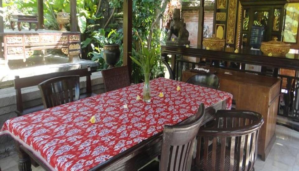 Fibra Inn Bungalows Bali - Restoran