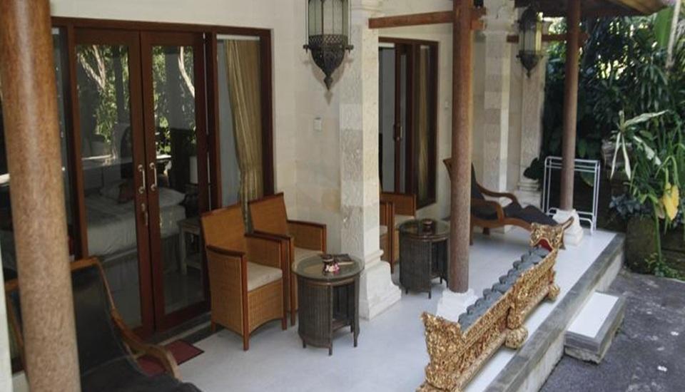 Fibra Inn Bungalows Bali - Eksterior