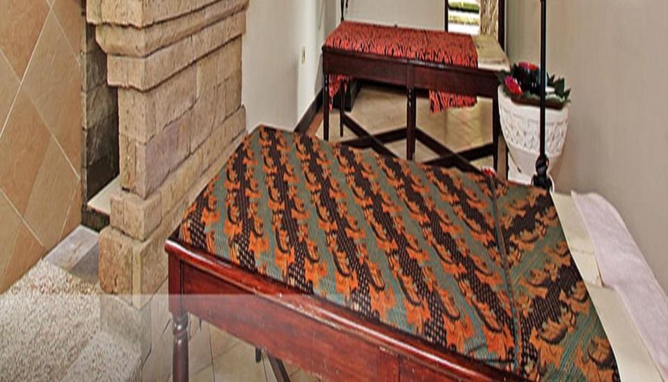Fibra Inn Bungalows Bali - Ruang pijat