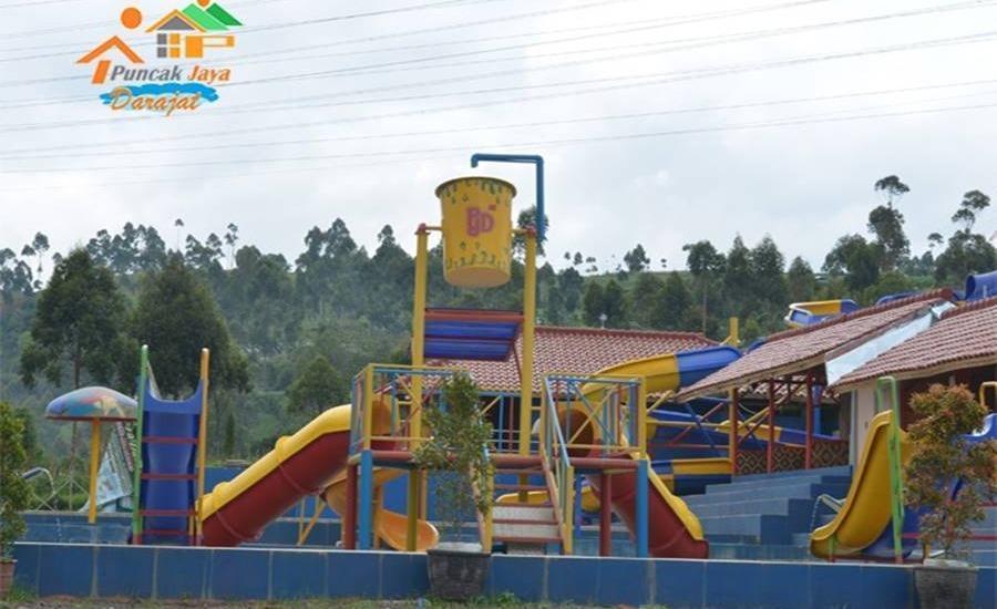 Puncak Jaya Darajat Garut - Taman Bermain Anak